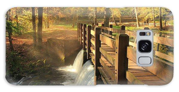 Maramec Bridge And Falls Galaxy Case