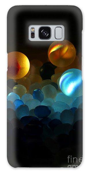 Marble-2 Galaxy Case by Tad Kanazaki