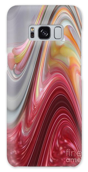 Marble Galaxy Case