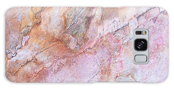 Stone Galaxy Case - Marble Background by Anna Om