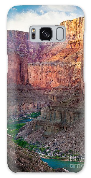 Marble Cliffs Galaxy Case
