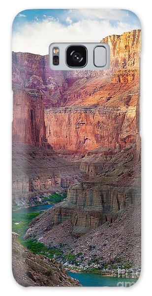 Marble Cliffs Galaxy Case