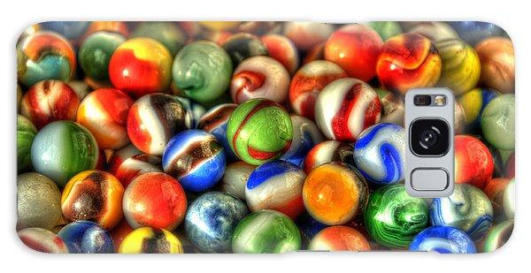 Marbles 1 Galaxy Case