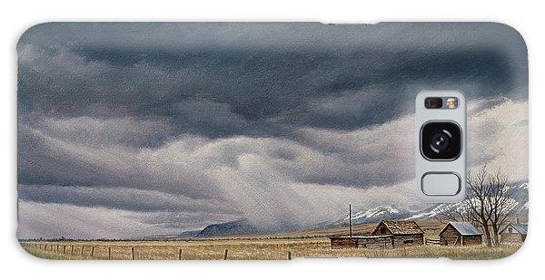 Montana Galaxy Case - March Sky-montana by Paul Krapf