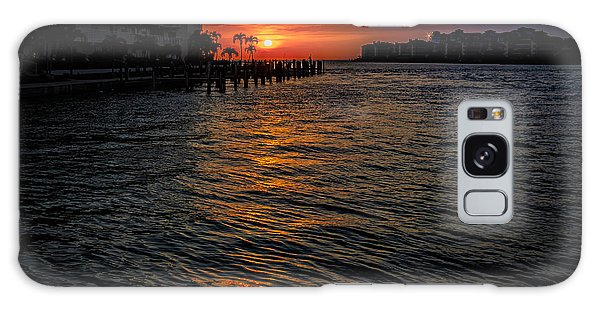 Marco Island Sunset 43 Galaxy Case