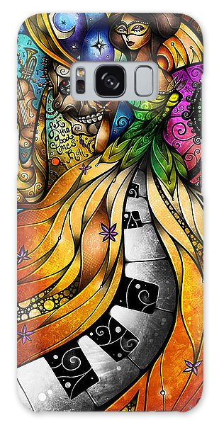 Mardi Gras 2014 Galaxy Case