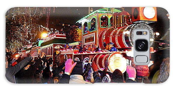 New Orleans Mardi Gras 2014 Orpheus Super Float Smokey Mary Galaxy Case