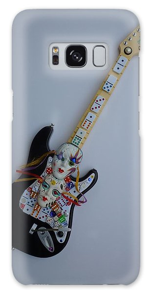 Mardi Gras Guitar Galaxy Case