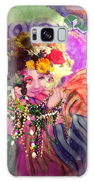 Mardi Gras Queen Galaxy Case