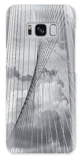 Margaret Hunt Hill Bridge Galaxy Case