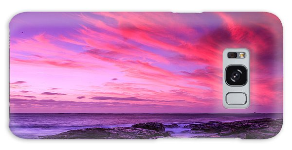 Margaret River Sunset Galaxy Case