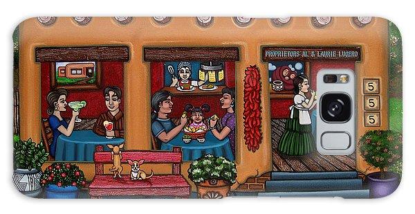 Maria's New Mexican Restaurant Galaxy Case