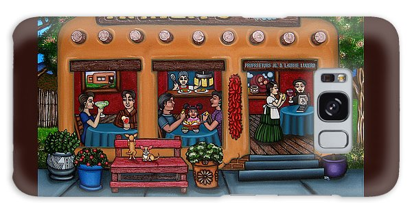 Maria's New Mexican Restaurant Galaxy Case