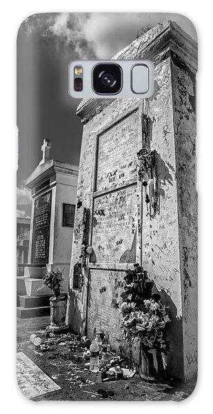 Marie Laveau's Tomb 2 Galaxy Case
