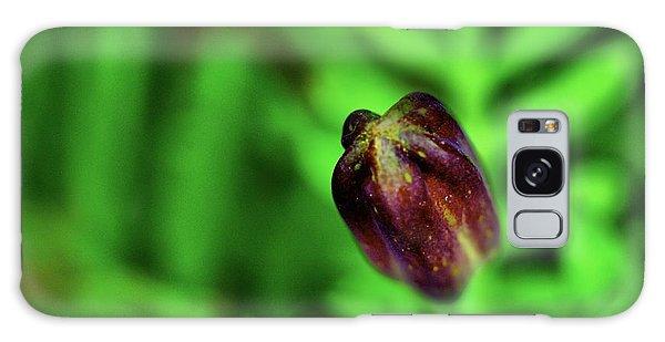 Marigold Bud Galaxy Case