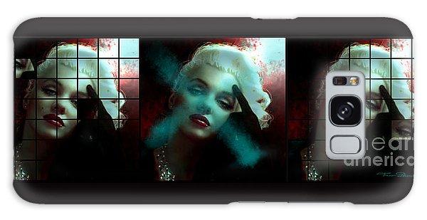 Marilyn 128 Tryp  Galaxy Case