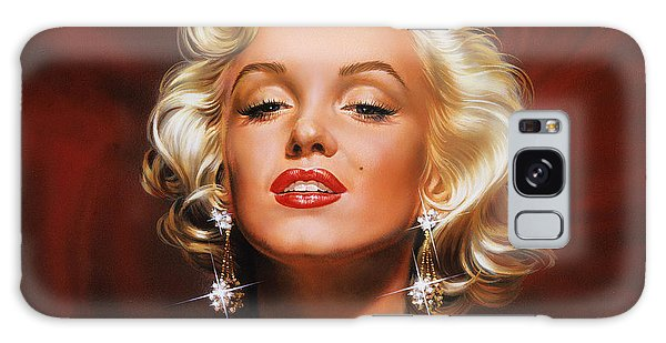 Marilyn Galaxy Case