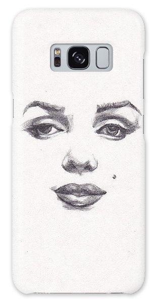 Actor Galaxy Case - Marilyn by Lee Ann Shepard