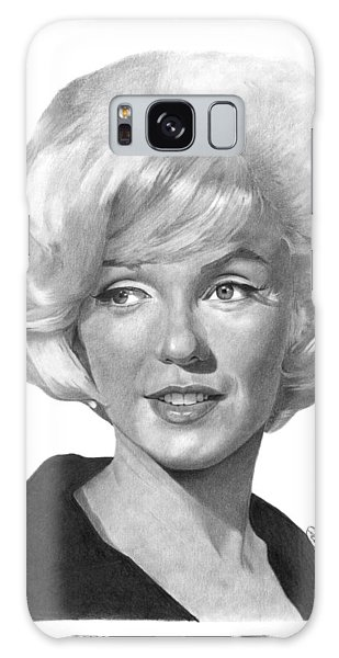 Marilyn Monroe - 015 Galaxy Case by Abbey Noelle