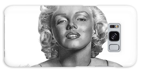 Marilyn Monroe - 018 Galaxy Case by Abbey Noelle