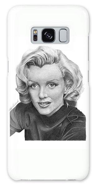 Marilyn Monroe - 025 Galaxy Case by Abbey Noelle