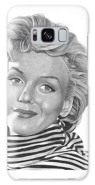 Marilyn Monroe - 029 Galaxy Case by Abbey Noelle