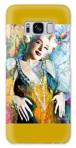 Marilyn Monroe 126 E Galaxy Case