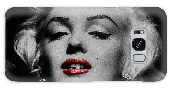 Actors Galaxy S8 Case - Marilyn Monroe 3 by Andrew Fare
