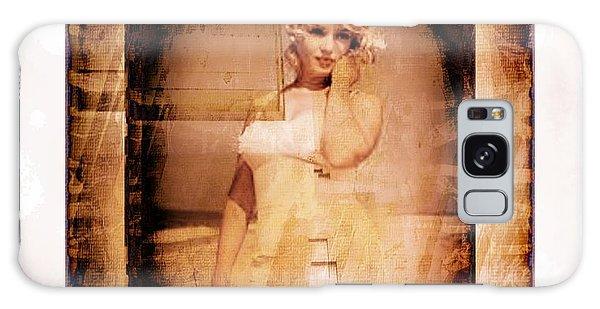 Marilyn Monroe Film Galaxy Case