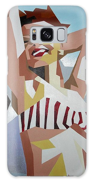 Marilyn Galaxy Case by Tracey Harrington-Simpson