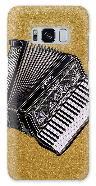 Marilyn's Accordion Galaxy Case