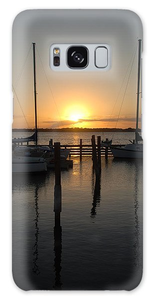 Marina Sunset 2 Galaxy Case