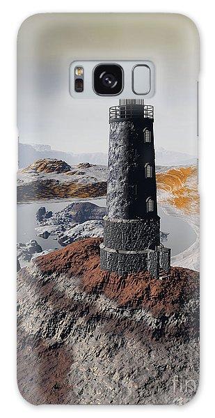 Marine Memory - Surrealism Galaxy Case by Sipo Liimatainen