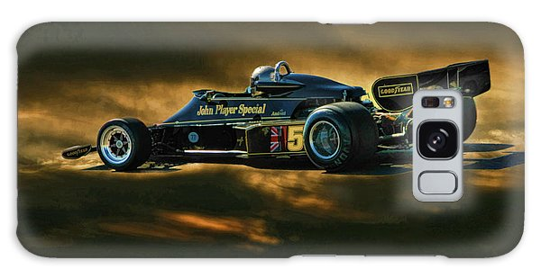 Mario Andretti John Player Special Lotus 79  Galaxy Case