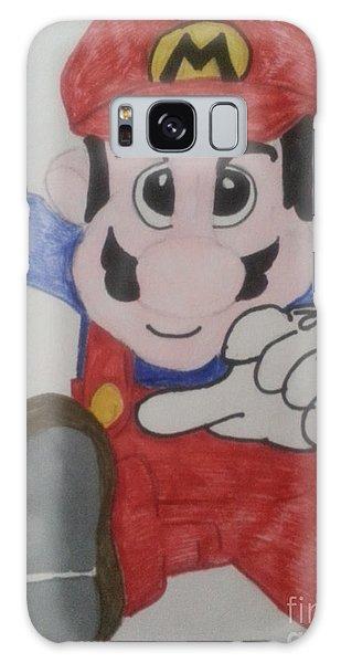 Mario Bro Galaxy Case