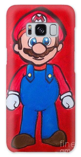 Mario Galaxy Case by Marisela Mungia