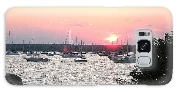 Marion Massachusetts Bay Galaxy Case by Kathy Barney