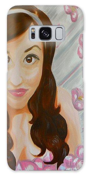Marisela Galaxy Case by Marisela Mungia