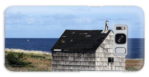 Maritime Cottage Galaxy Case