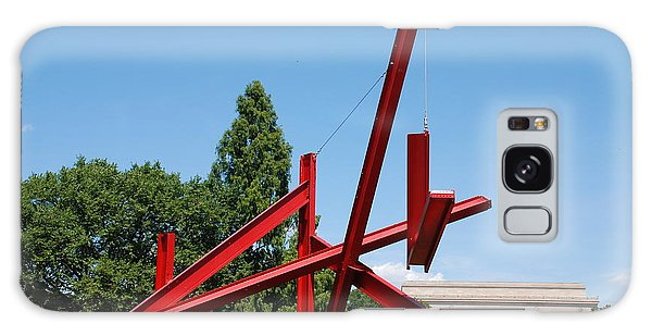 Mark Di Suvero Steel Beam Sculpture Galaxy Case