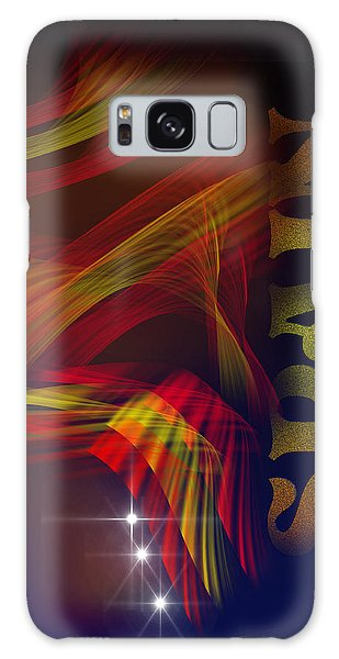 Mark Spain Galaxy Case by Angel Jesus De la Fuente