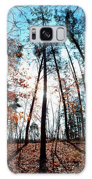 Mark Twain Forest Galaxy Case by Jon Emery