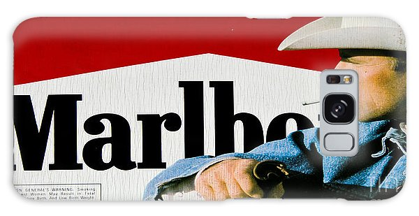 Marlboro Man Galaxy Case