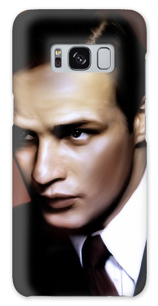 Marlon Brando Tribute Galaxy Case