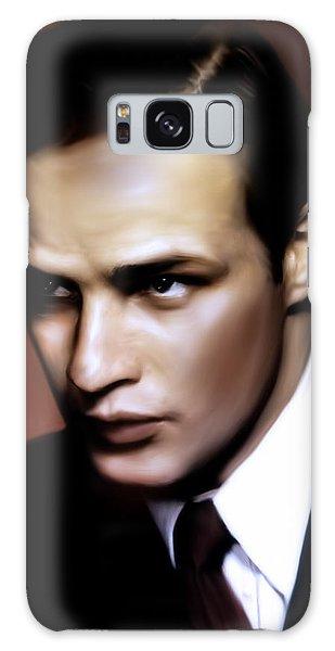 Marlon Brando Tribute Galaxy Case