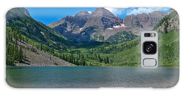 Maroon Bells Galaxy Case