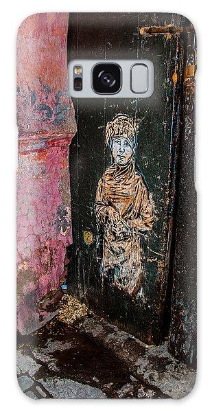 Marrakech Graffitti  Galaxy Case
