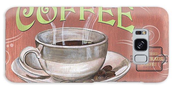 Restaurants Galaxy Case - Marsala Coffee 2 by Debbie DeWitt