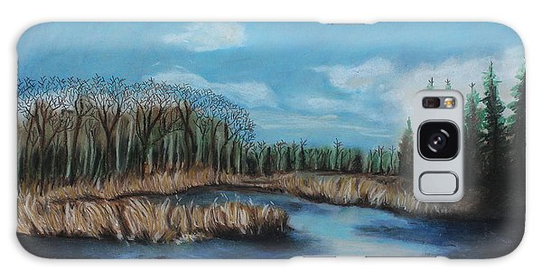 Marshland 1 Galaxy Case by Jeanne Fischer