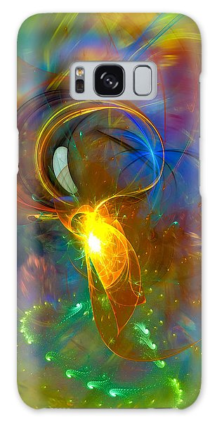 Martian Dance - Cool Alien Art Galaxy Case